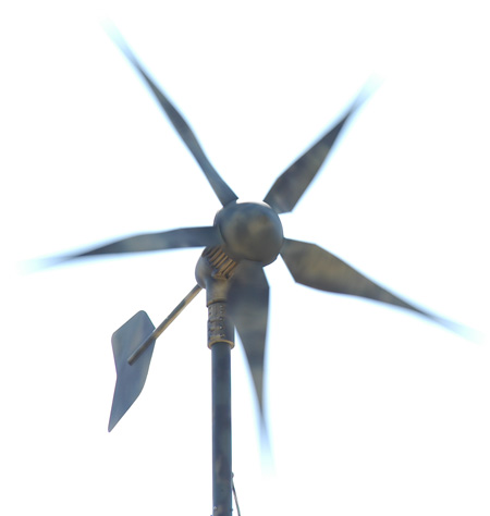 Tactical Wind Turbine
